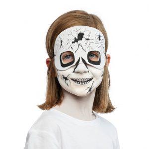 veido-grimas-kaukolė