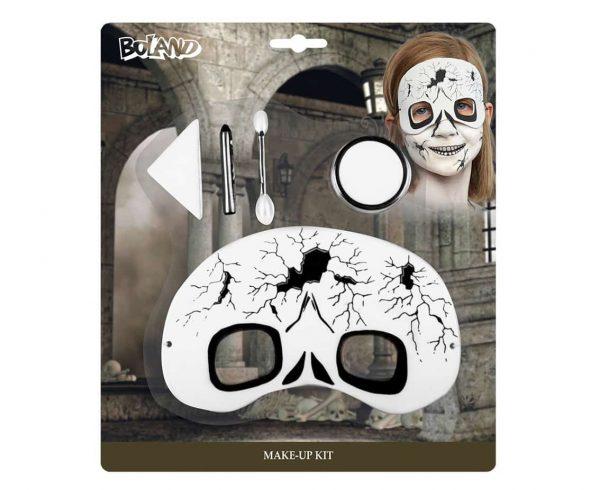 veido-grimo-rinkinys-kaukolė