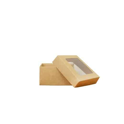 Dviejų dalių dėžutė 90x90x50mm.