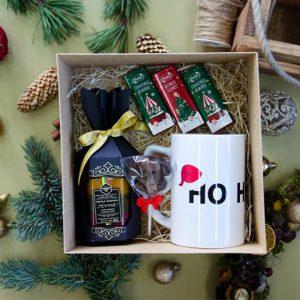 """Kalėdinis rinkinys """"Ho Ho Ho"""""""