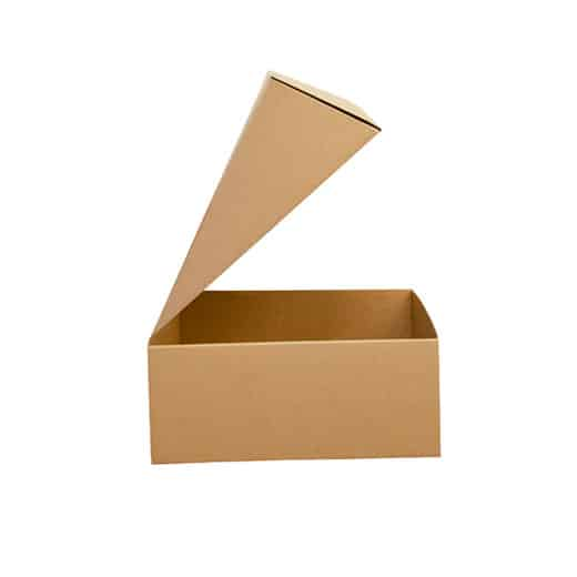Kartoninė dėžė 360x360x140mm.