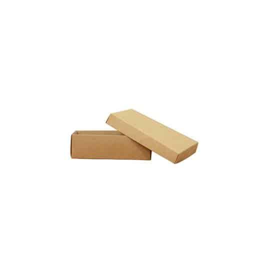 Dviejų dalių dėžutė 130x80x4xmm. DDP-3