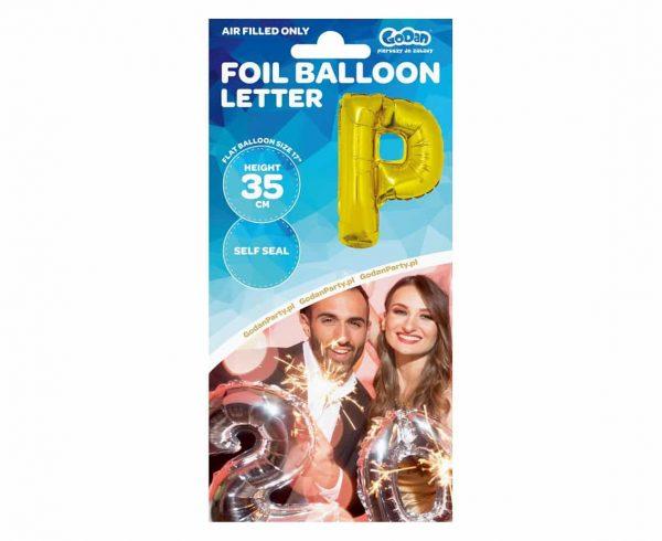 folinis balionas raide P 1