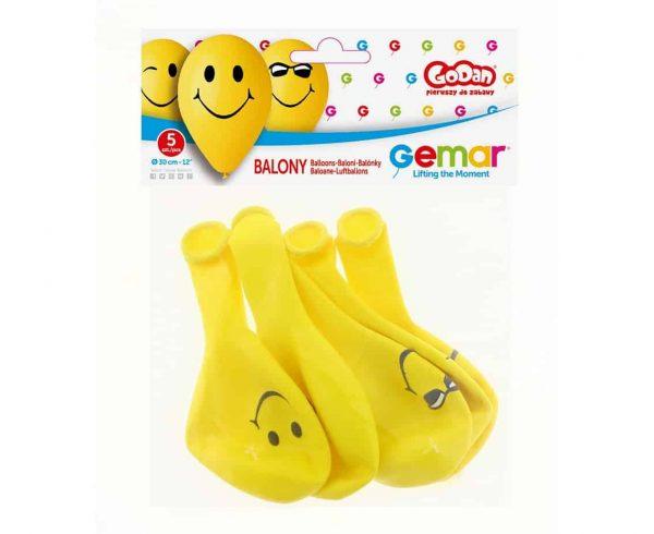 guminis balionas smile 30cm 1