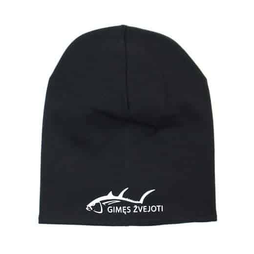 """Vyriška kepurė """"Gimęs žvejoti"""""""