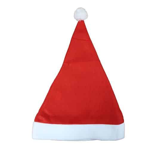 Kalėdų senelio kepurė iš vilnos (29x41cm.)