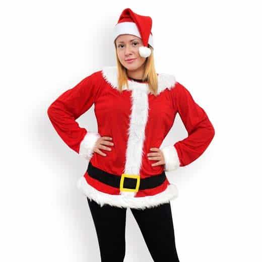 """Kostiumas """"Kalėdų Senelis"""""""