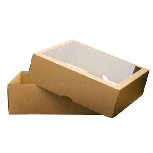 Dviejų dalių dėžė 300x250x100mm/DD-17L