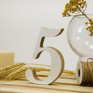 """Medinis skaičius """"5"""""""