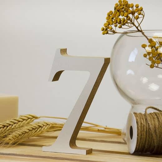 """Medinis skaičius """"7"""""""