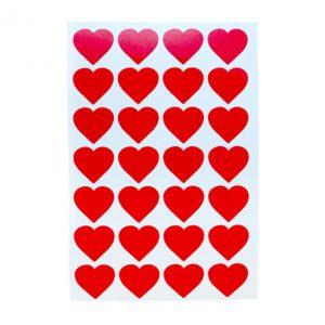 Lipdukai-širdelės