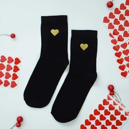 """Kojinės """"Širdelė"""""""