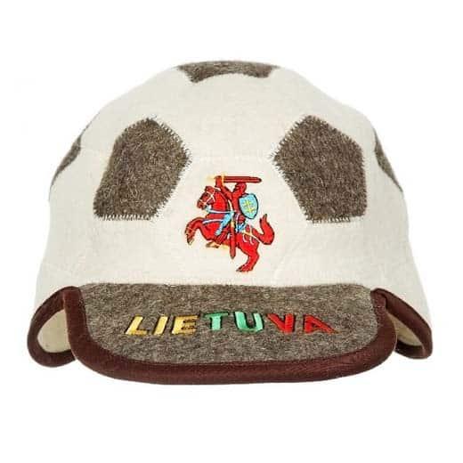 Pirties kepurė su snapeliu