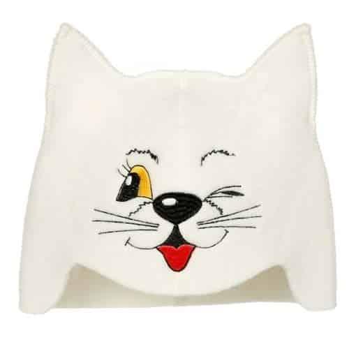 """Vaikiška pirties kepurė """"Katinas"""""""