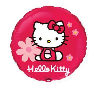 folinis-balionas-hello-kitty