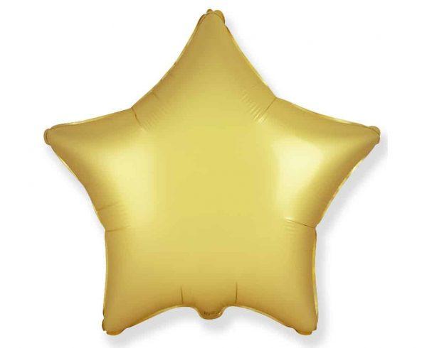 folinis-balionas-satininio-aukso-zvaigzde