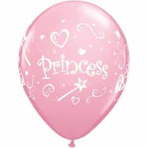 guminiai-balionai-princesė