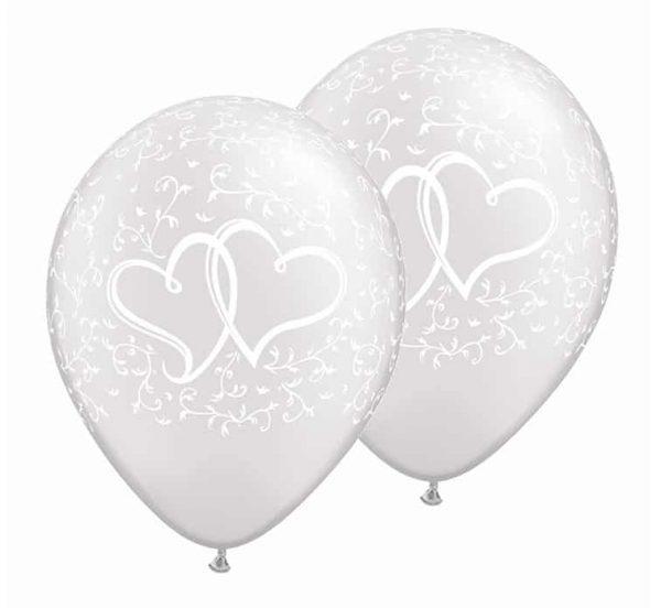 guminiai-balionai-širdeles