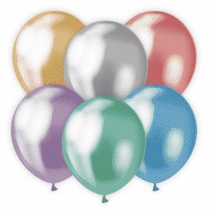 "Platininių balionų mix 12""/7vnt"