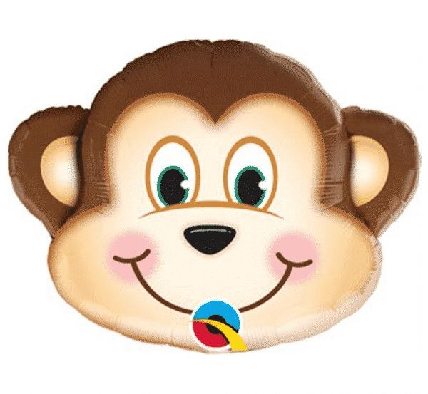 """Folinis balionas """"Beždžionė"""" 14"""""""