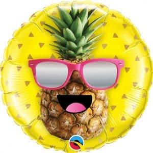 """Folinis balionas """"Ananasas"""" 18""""/46cm"""