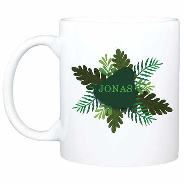 "Puodelis ""Jonas"" 330ml"