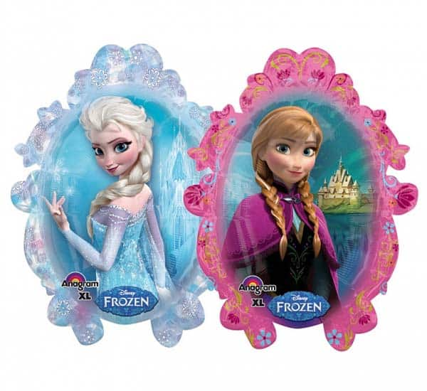 "Folinis balionas ""Frozen"" 24"""