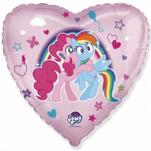 "Folinis balionas ""My little Pony Hug"" 18"""