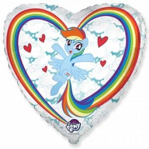 "Folinis balionas ""My little Pony"" 18"""