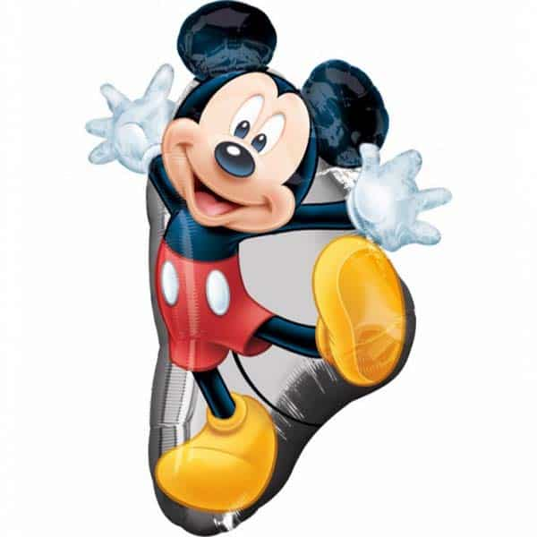 "Folinis balionas ""Mickey Mouse"" 36"""