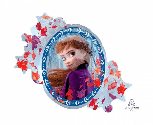 "Folinis balionas ""Frozen"" 76x66cm"