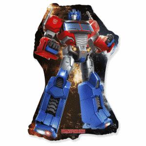 """Folinis balionas """"Transformeriai - Optimus"""" 24"""""""