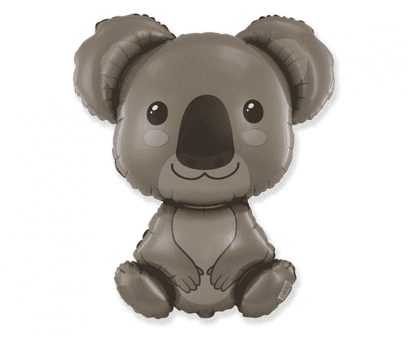 "Folinis balionas ""Koala"" 24"""