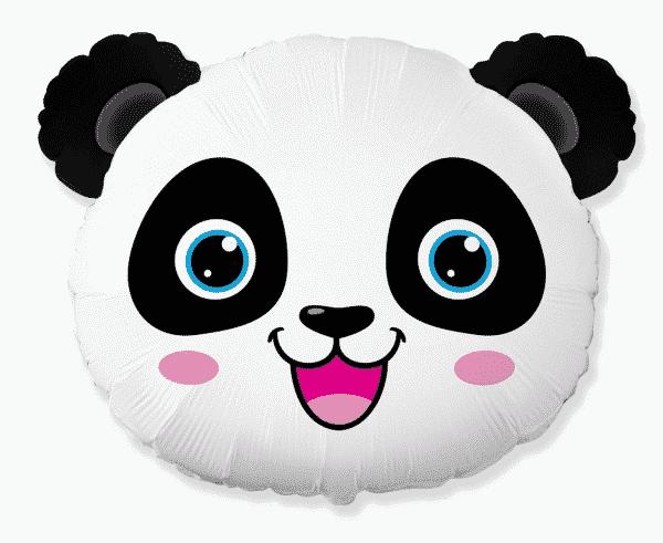 """Folinis balionas """"Panda"""" 24"""""""