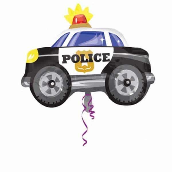 """Folinis balionas """"Policijos automobilis"""" 24"""""""