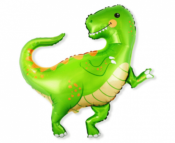 """Folinis balionas """"Dinozauras"""" 24"""""""