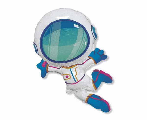 """Folinis balionas """"Astronautas"""" 24"""""""