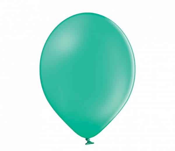 """Pasteliniai guminiai balionai, miško žalios spalvos 30cm/12"""""""