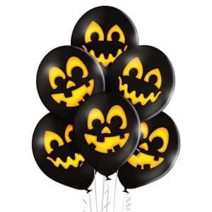 "Guminiai balionai ""Moliūgai"" 12""/30cm/50vnt"