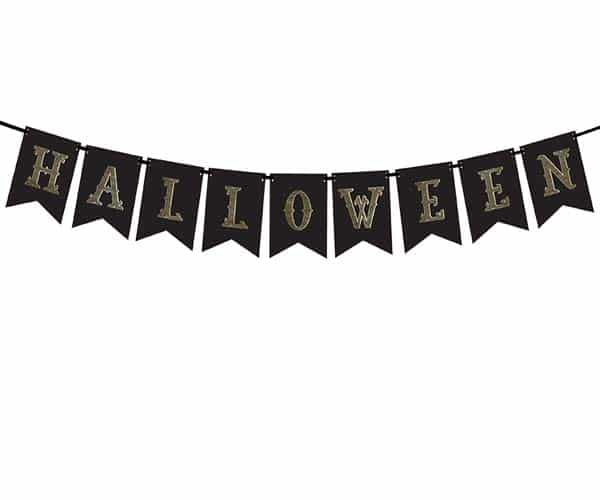 "Girlianda ""Halloween"" 20x175cm."